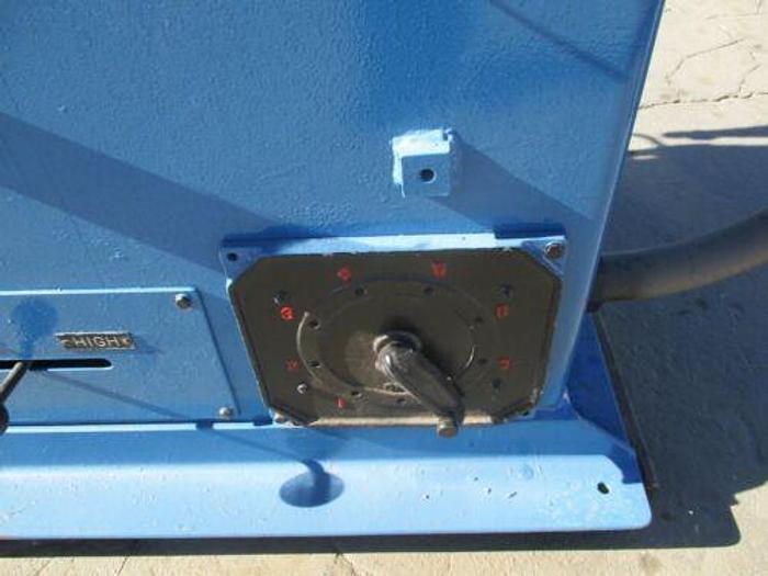 "ACME / JANDA 100KVA 36"" SPOT WELDER WITH TECHNITRON T2050 CONTROLS"