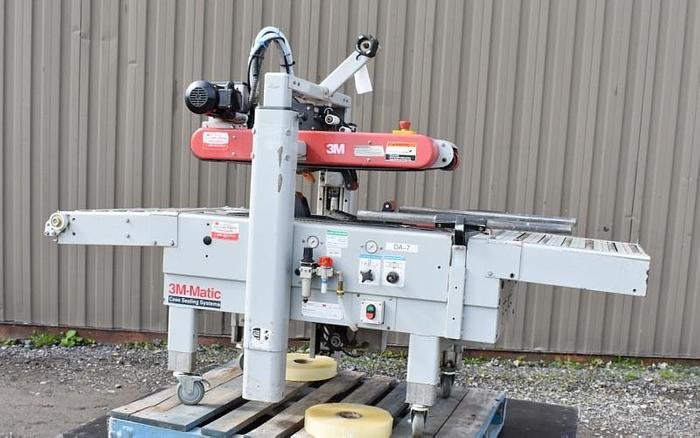 Used USED 3M 700R RANDOM CASE SEALER, TYPE 39600