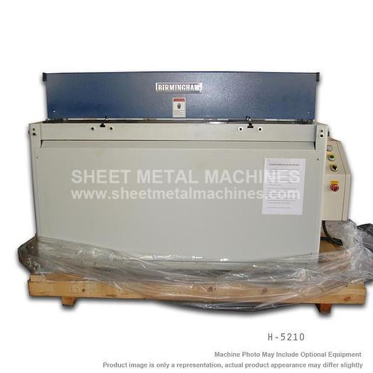 BIRMINGHAM Deluxe Hydraulic Shear H-5210