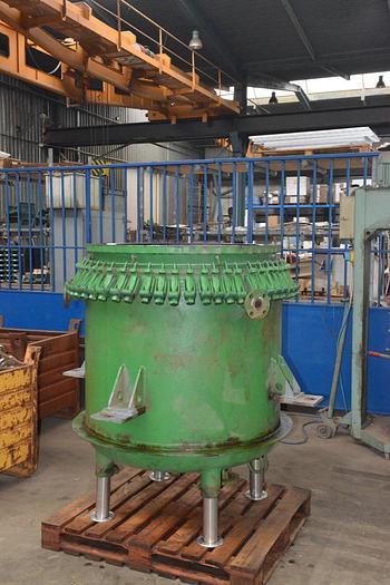 Usata Reattore smaltato PFAUDLER da 950 Litri