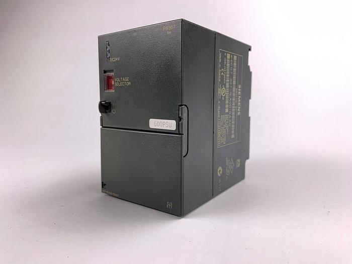 SIEMENS 6ES7 307-1EA00-0AA0 Power Supply Module