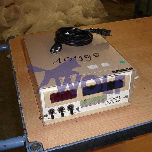 Gebraucht Dichtemeßgerät ANTON PAAR