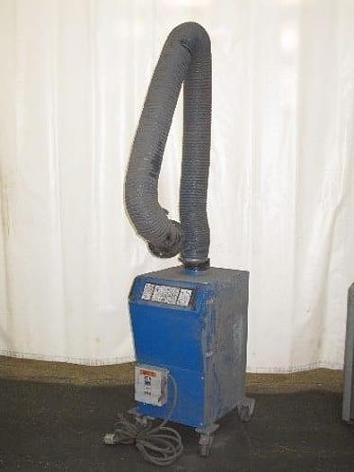 Used AERPRO AIR CLEANING SYSTEMS PORTABLE FUME EXTRACTOR – #8752