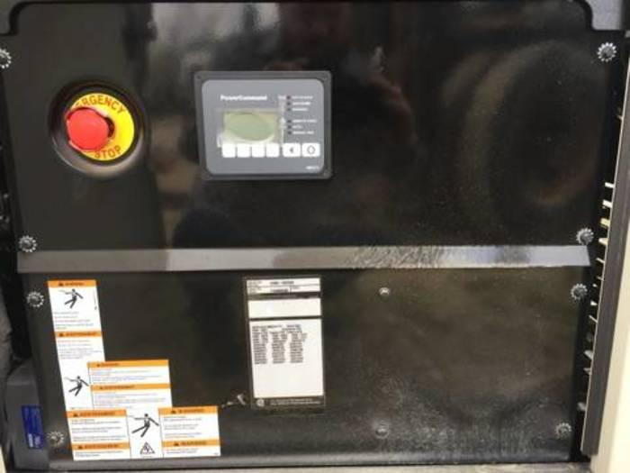 NEW ONAN/CUMMINGS 80KW GENERATOR NATURAL GAS, LP SURPLUS UNIT