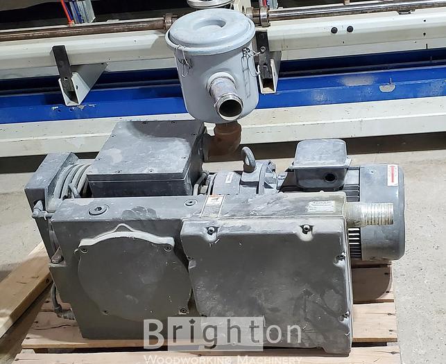 Used Travaini 10 used Vacuum Pump