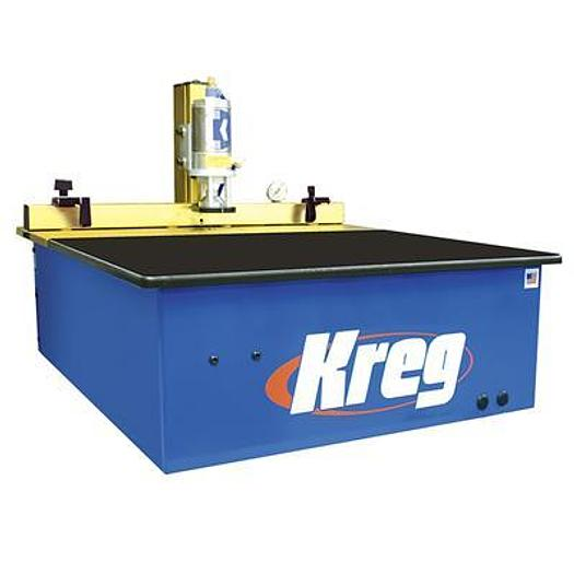 Kreg, Benchtop Single-Spindle Pneumatic Pocket-Hole Machine
