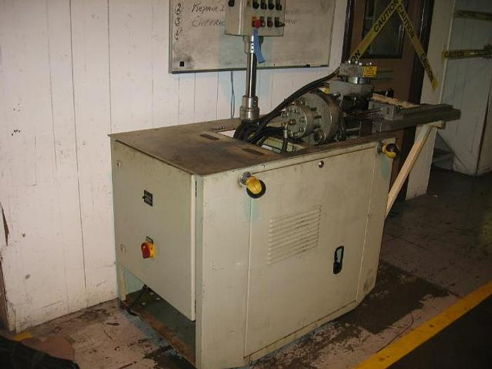 Used EBM HORIZONTAL TUBE END FORMER