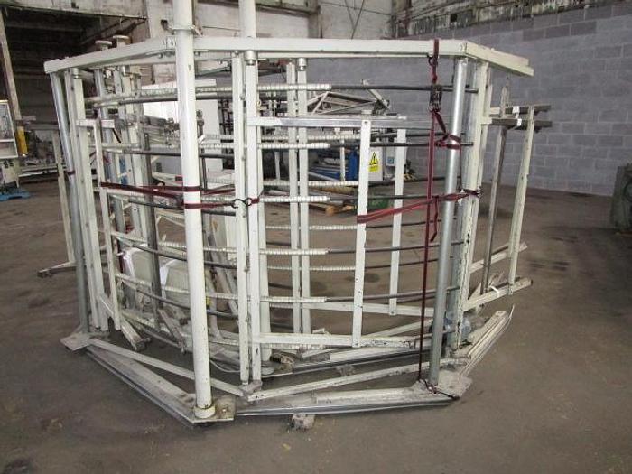 Used Bubble cage - motorized