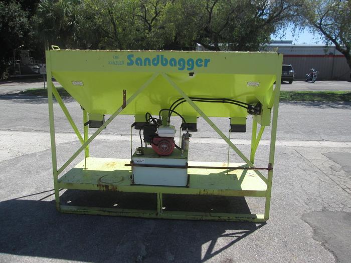 Used Kanzler Sandbagger