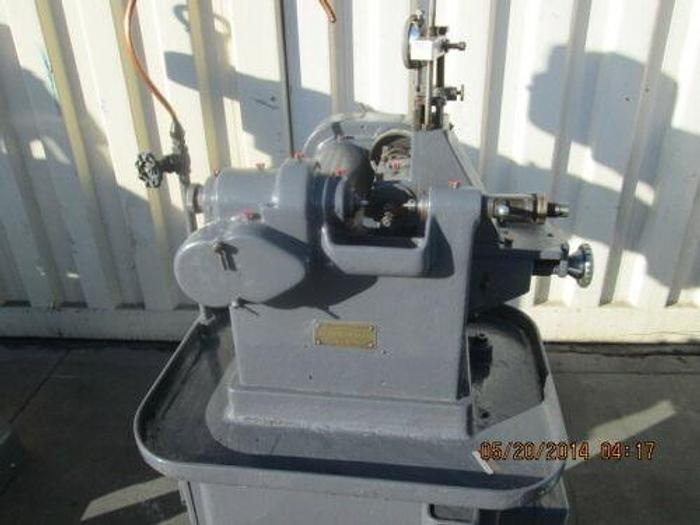 Used HAMILTON SIZE # 00 MINI GEAR HOBBING MACHINE JEWELERS GEAR HOBBER