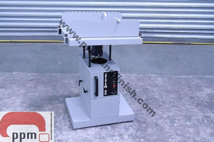 Used Morgana System 90 Paper Jogger (J2)