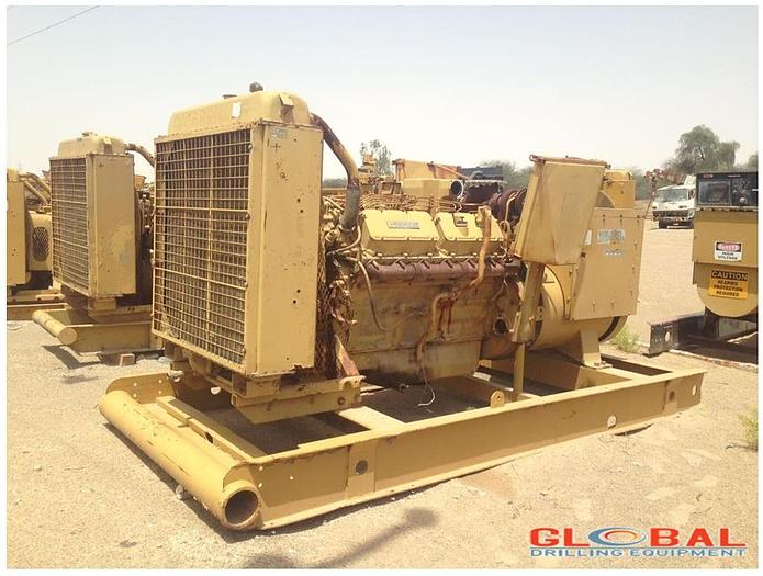 Used Item 0659 : Caterpillar SR4 Generator Set w/ 3412 Engine
