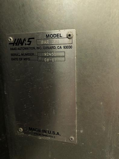 "2002 Haas SL-20 ""Big Bore"""