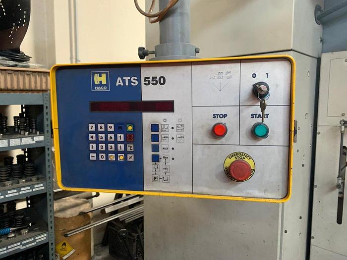 120 Ton x 10' Haco Atlantic CNC Press Brake