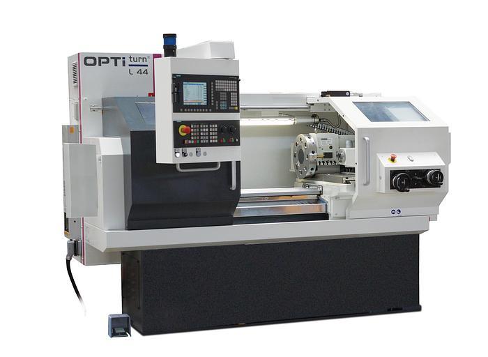2020 Optimum OPTIturn L44 Premium CNC Drehmaschine mit Siemens 828D Basic