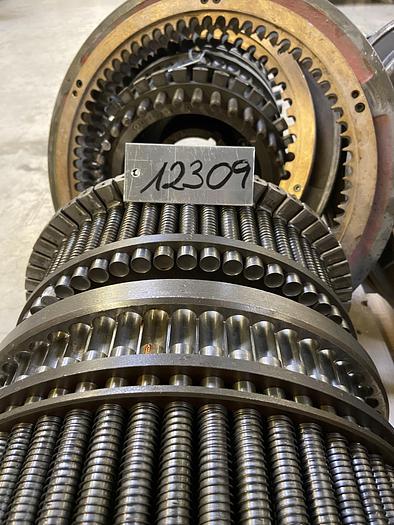 Gebraucht gebr. Prägeeinsatz für Uniplast 160-C Abmessungen: ca. 15 mm Durchmesser, Form: rund