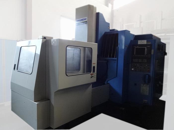 1999 HYUNDAI SPT-V32S vertical milling center