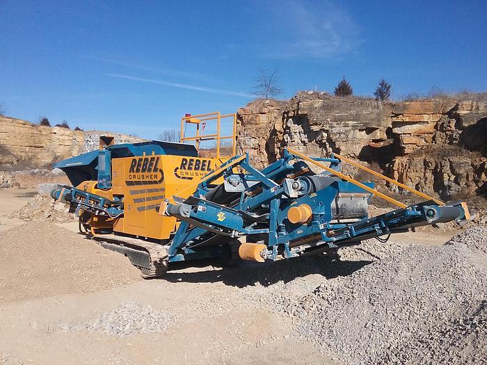 Used 2015 RR Equipment REBEL