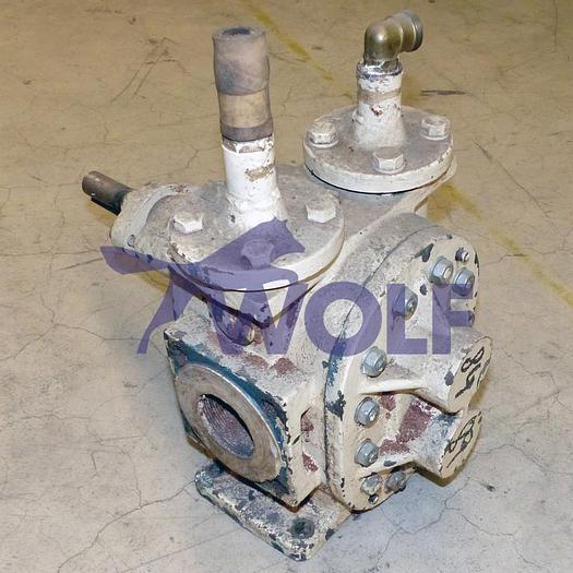 Gebraucht gebr. Pumpenkopf ohne Antrieb VANSAND