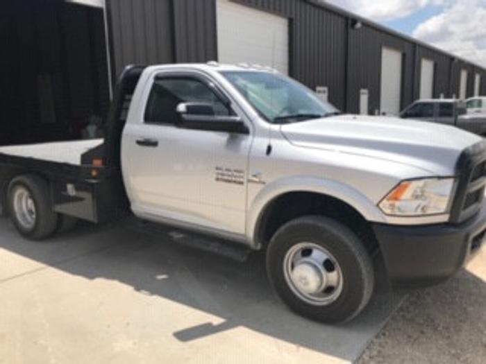 2017 Dodge Ram 3500