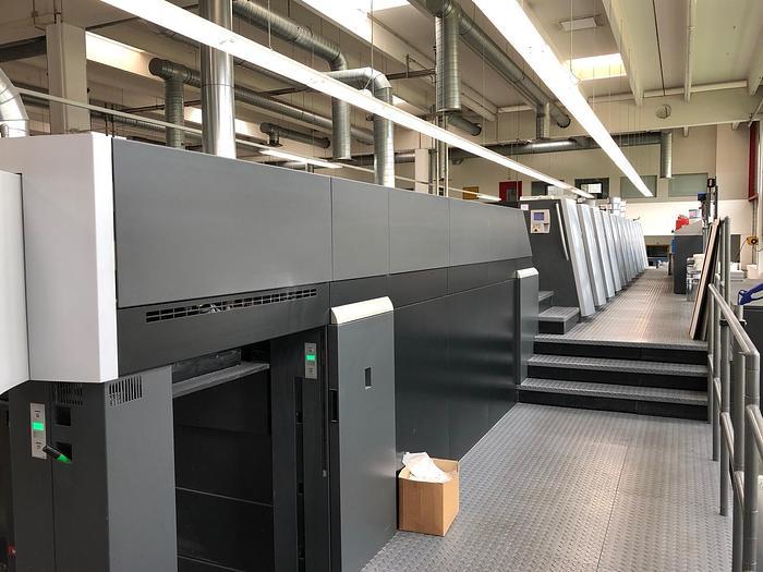 2011 Heidelberg XL106-8+LYYLX
