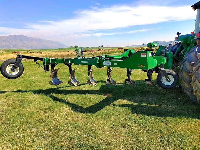 Used 8 Bottom - Allen 6300 On-Land Switch Plow