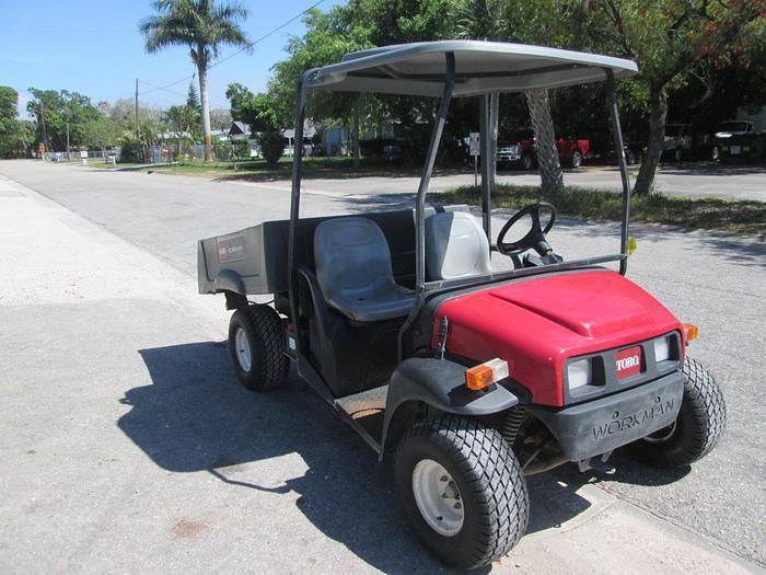 Toro Workman Utility Cart