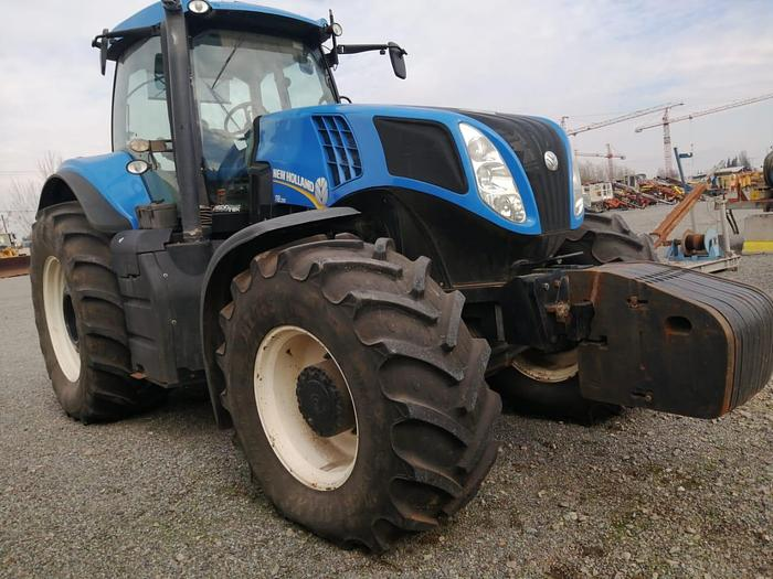 2015 NEW HOLLAND T8.330