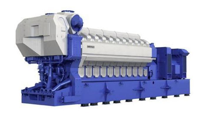20.4 MW 2017 New 20V32TS HFO Generator