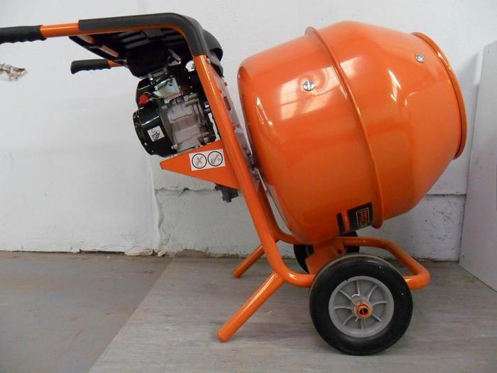 Petrol Cement Mixer Pro Plus