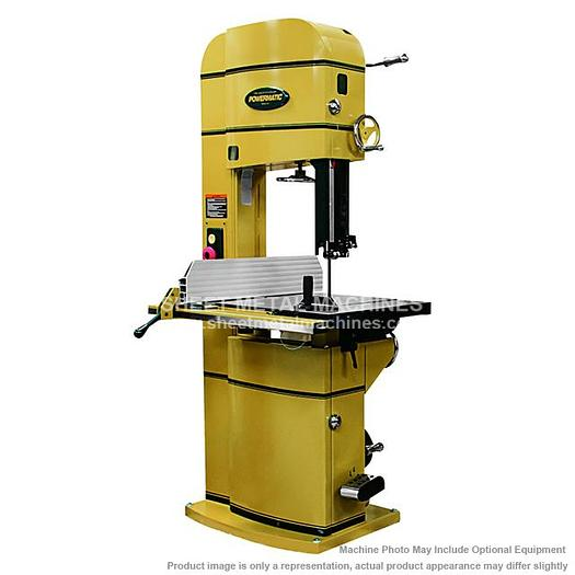 POWERMATIC PM1800B Bandsaw 5HP 1PH 230V 1791800B