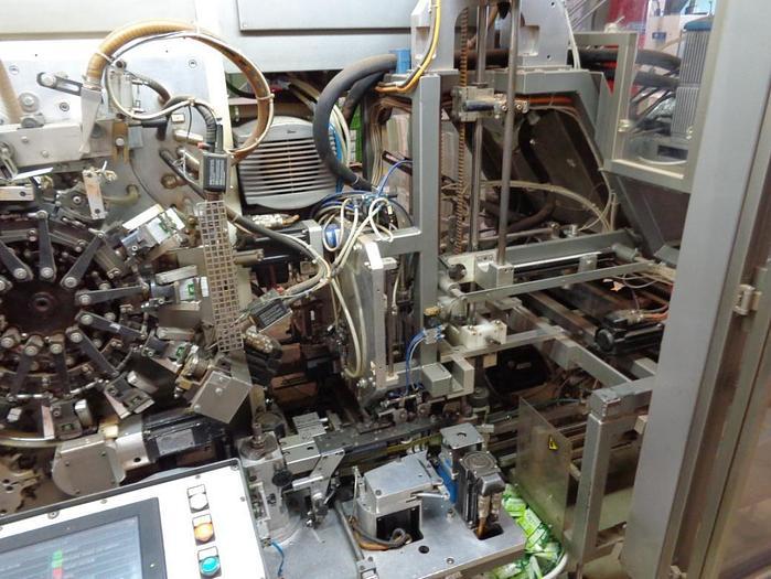 Tecnomeccanica T10 teabag machine