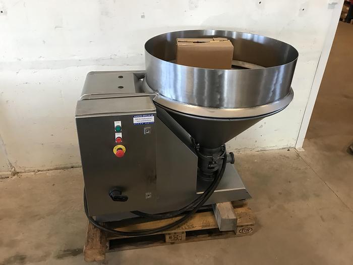 Använd Emulsionskvarn Wolfking E140