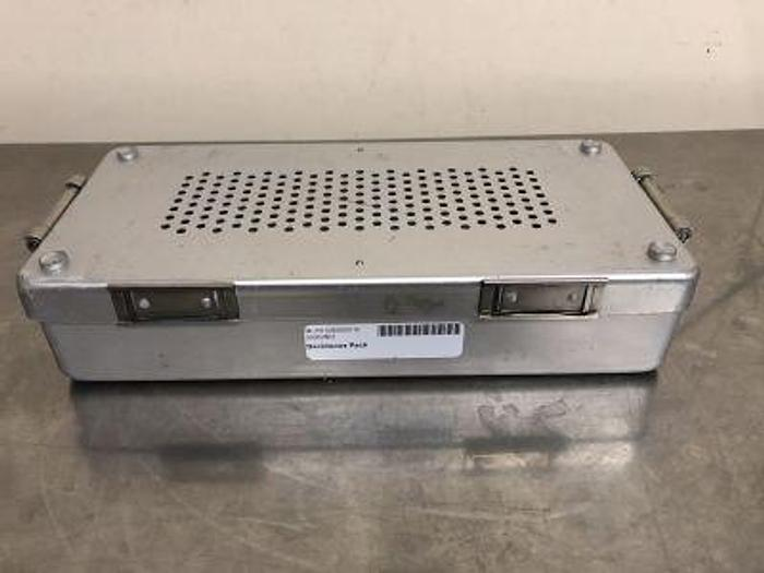 Aesculap Case Sterilisation 285 x 130 x 65 mm with locking lid