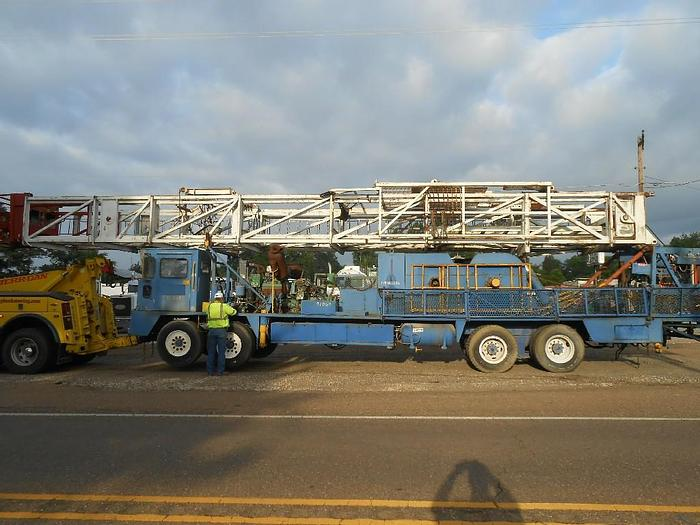 Used COOPER RIG