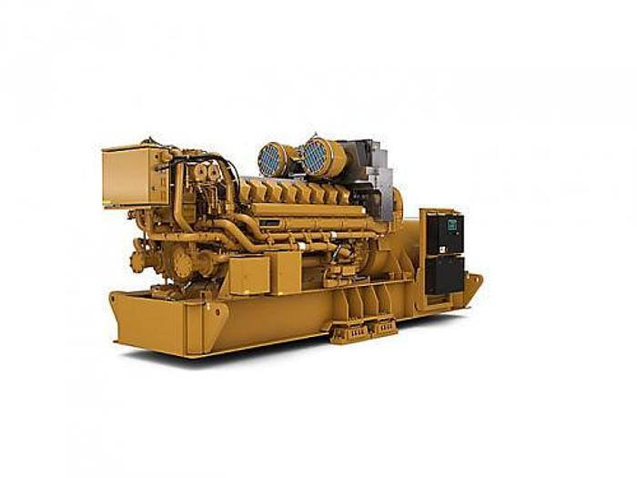2.08 MW 2012 Caterpillar C175-16 Diesel Generator