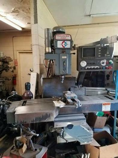 CNC Clausing Kondia vertical milling machine