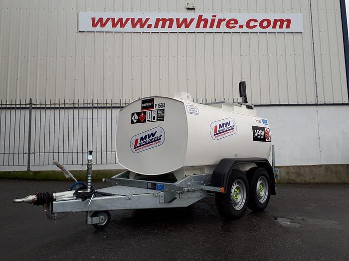 Used ABBI 1940L Fuel tank – Towable Bowser