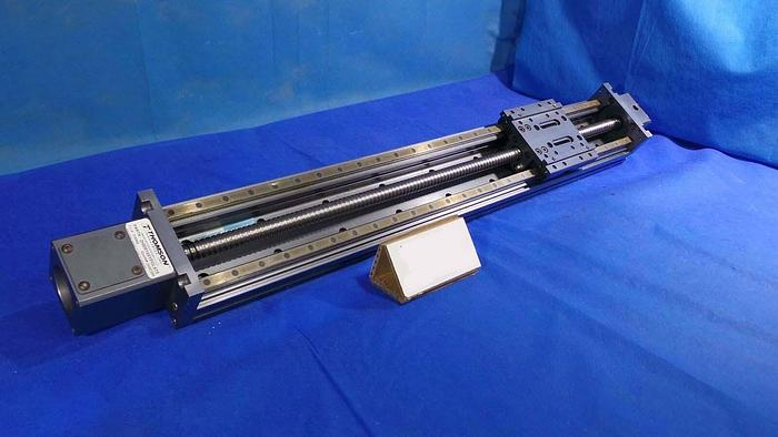 Used Thomson Industries 2HBM100YPGL675 Linear Actuator, 2HBM100YPGL675 / Linear Motion Superslide Systems ( 67cm Long ) ( Width 10 cm ) AccuGlide R010HL1500 / Thomson Industries