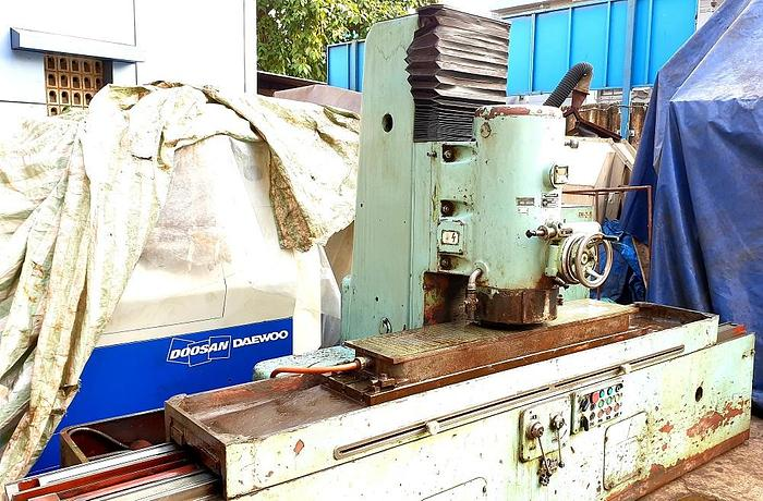 TOS BPV 300/1500 Surface Grinding Machine (Rotary Segmented Wheel Grinder)