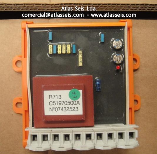 Leroy Somer Automatic Voltage Regulator R713