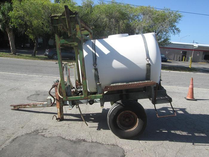 Used Kennco 500 Gallon Water Wagon