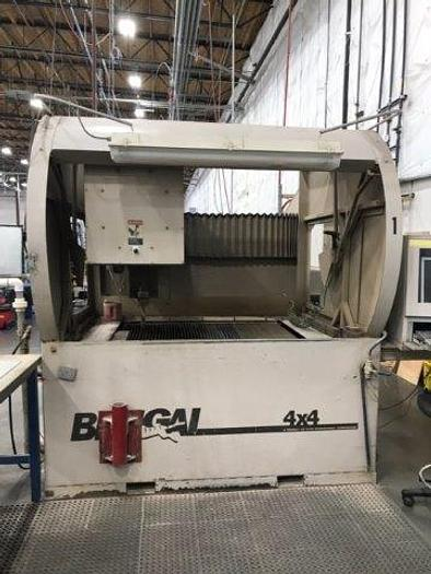 FLOW, No. BENGAL 4 X 4 WATERJET CUTTING MACHINE [5429]