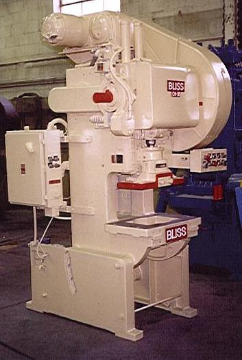 35 TON BLISS MODEL CH-35 OBI PRESS