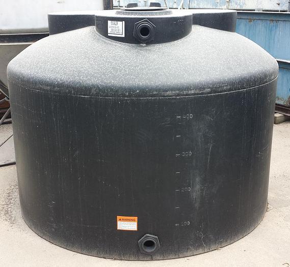 Used TK-07: 600 Gallon Vertical Tank