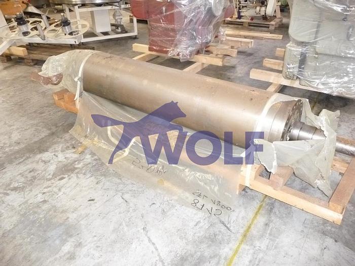 Gebraucht gebr. Ersatzwalze für Fünfwalzwerk BÜHLER SFL-1800
