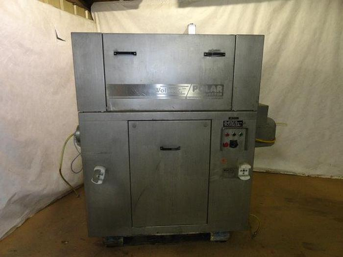 Used Wolf-Tec (Schroder) Meat Tenderizer; Double Head, Md# NT 350/560