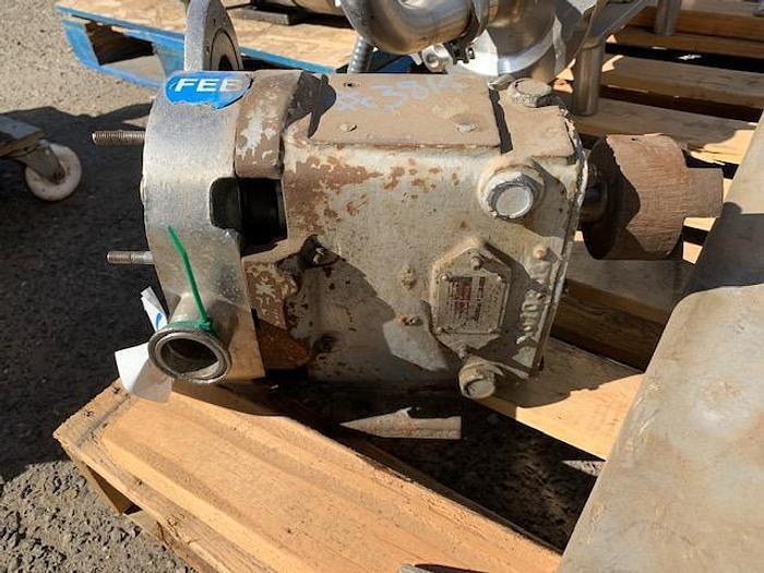 Waukesha Model 030 Positive Displacement Pump