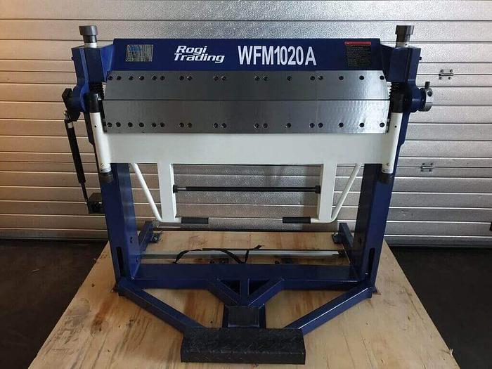 WFM1020A - ROGI Manual Bending Machine