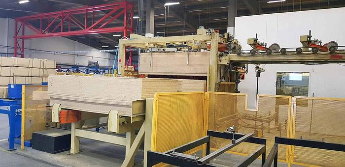 2006 Globe Trim saw( equalizer saw ) for plywood